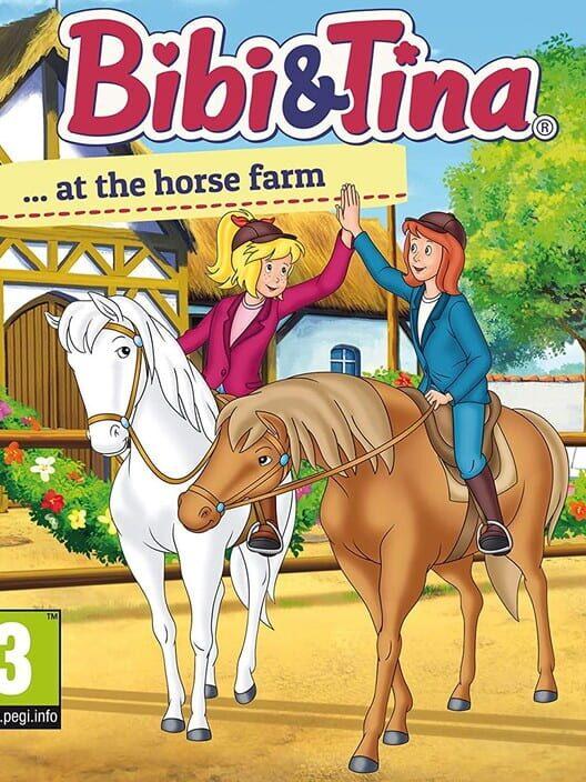 Bibi & Tina at the Horse Farm Display Picture