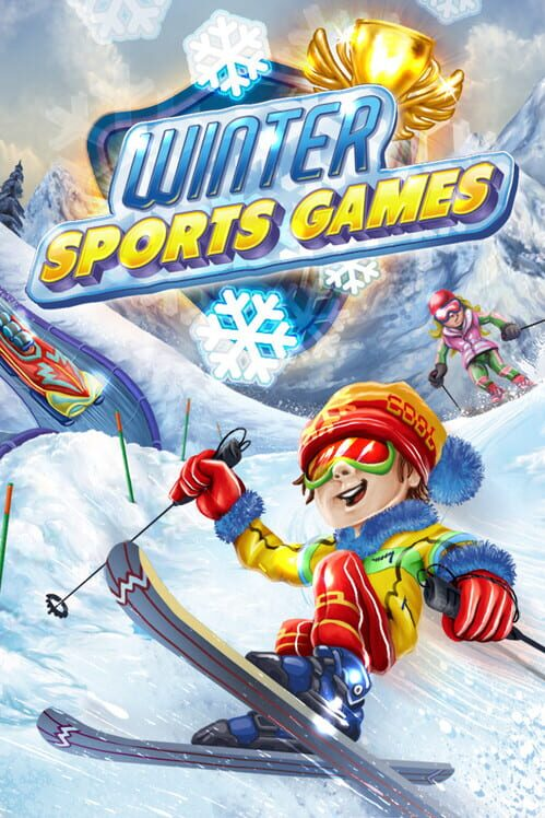 Winter Sports Games Display Picture