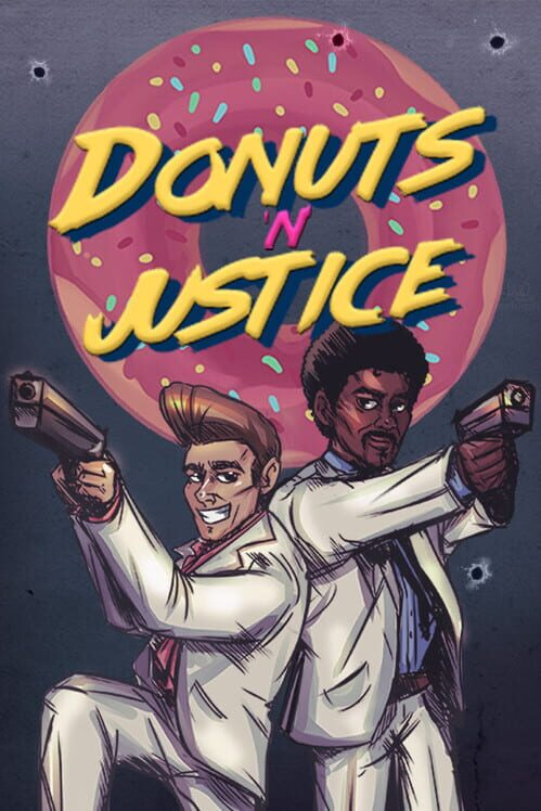 Donuts 'N' Justice Display Picture