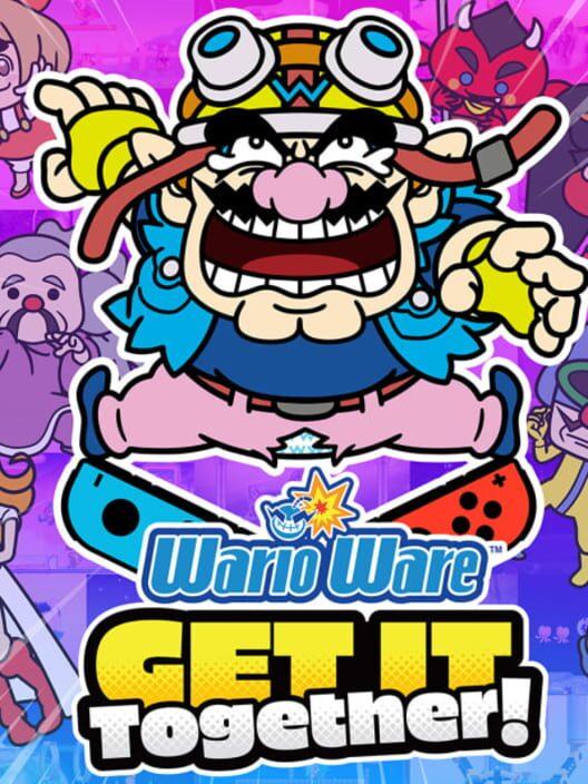 WarioWare: Get It Together! image