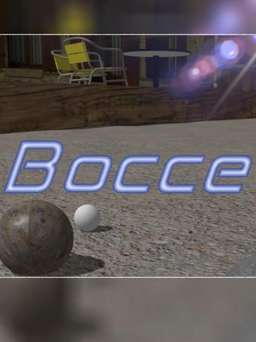Bocce image