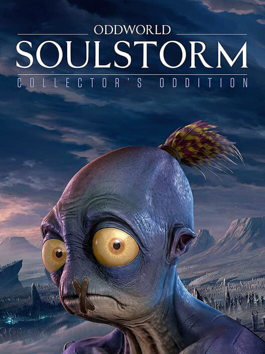 Oddworld: Soulstorm - Collector's Oddition image
