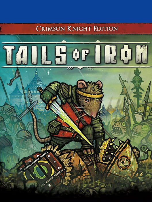 Tails Of Iron: Crimson Knight Edition image