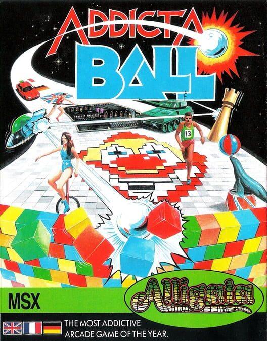 Addicta Ball image