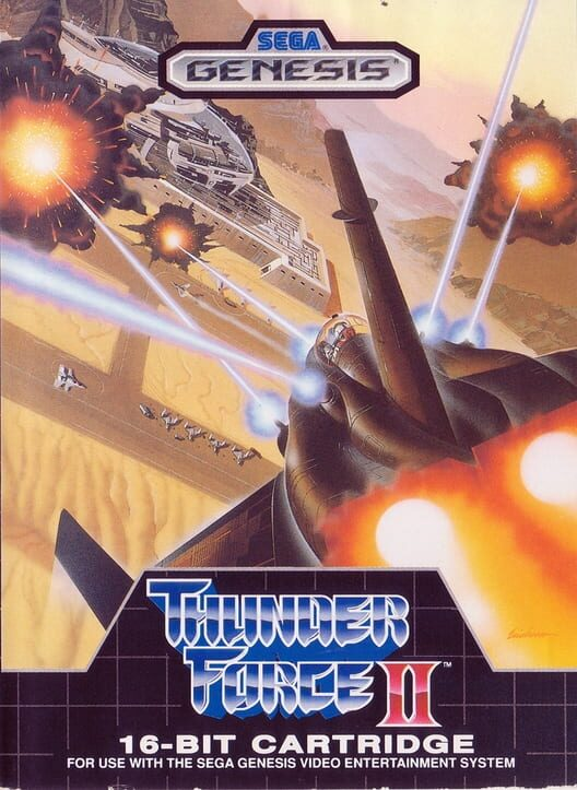 Thunder Force II image