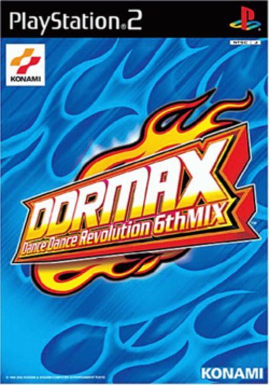 DDRMAX Dance Dance Revolution 6thMix image