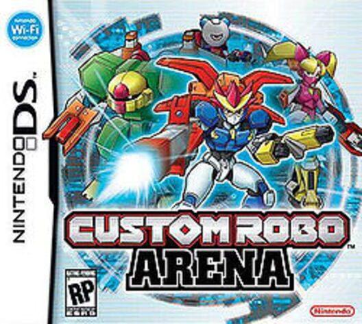 Custom Robo Arena Display Picture