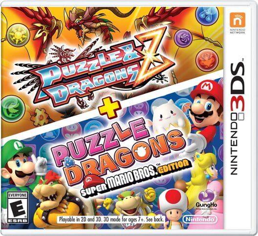 Puzzle & Dragons Z + Puzzle & Dragons Super Mario Bros. image