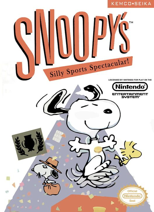Snoopy's Silly Sports Spectacular! image
