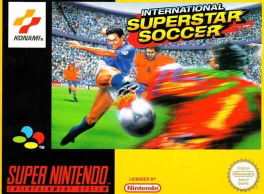 International Superstar Soccer image