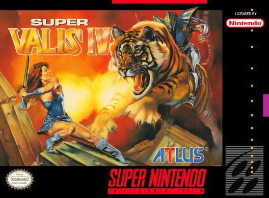 Super Valis IV Display Picture