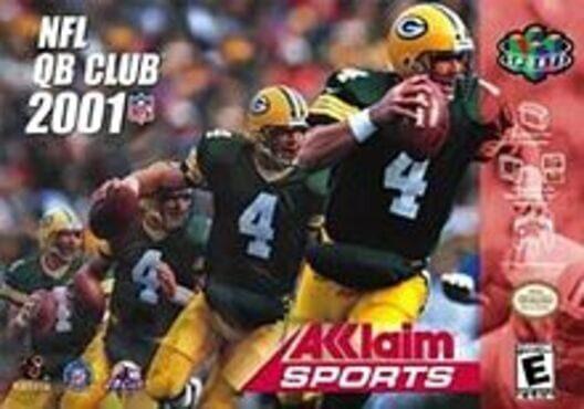 NFL Quarterback Club 2001 image