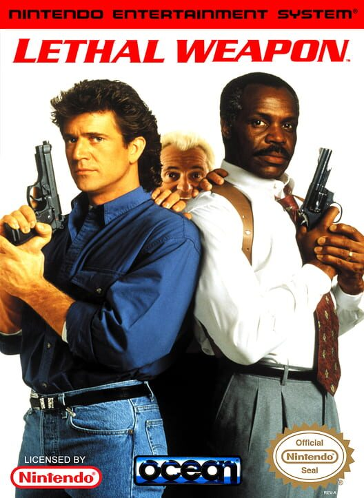 Lethal Weapon Display Picture