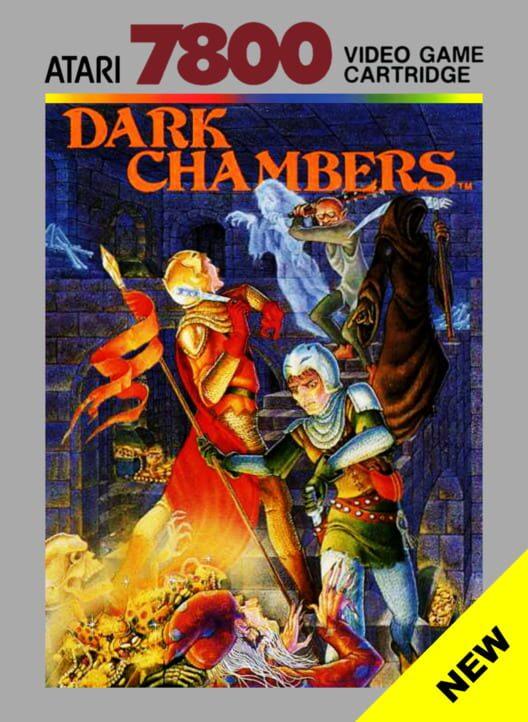 Dark Chambers Display Picture