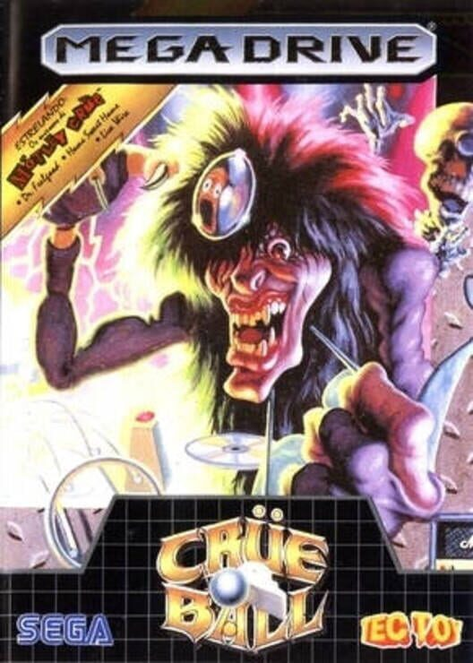 Crüe Ball Display Picture