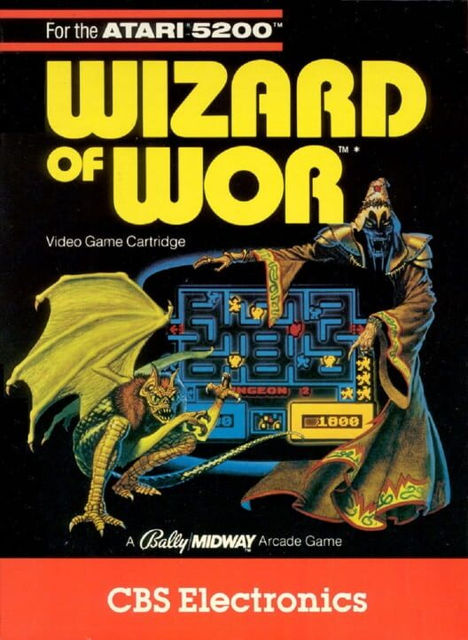 Wizard of Wor image