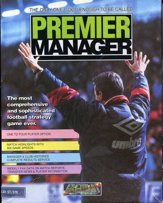 Premier Manager Display Picture