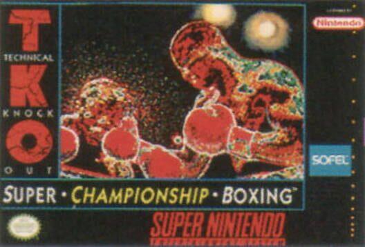 TKO Super Championship Boxing Display Picture