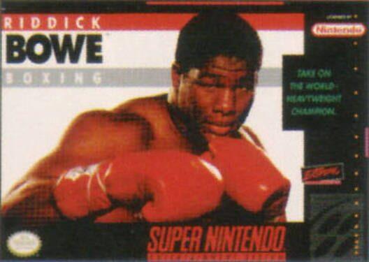 Riddick Bowe Boxing image