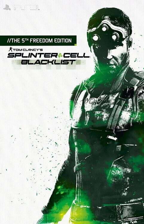 Tom Clancy's Splinter Cell: Blacklist - 5th Freedom Edition image