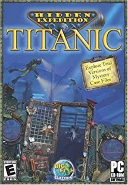 Hidden Expedition: Titanic image