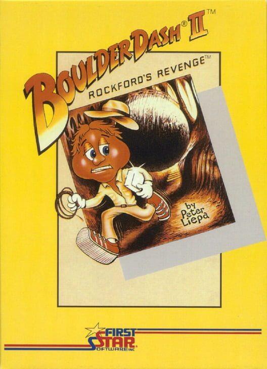 Boulder Dash II: Rockford's Revenge image