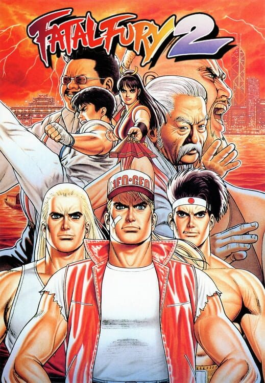 Fatal Fury 2 Display Picture