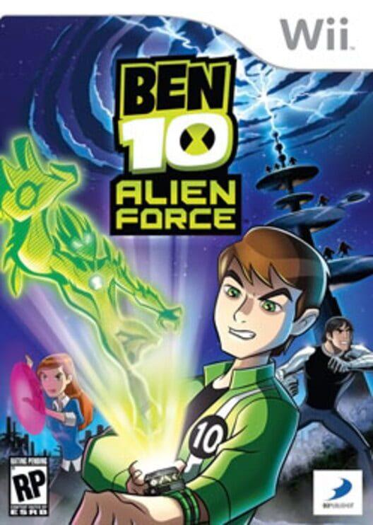 Ben 10: Alien Force Display Picture