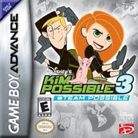 Kim Possible 3: Team Possible image