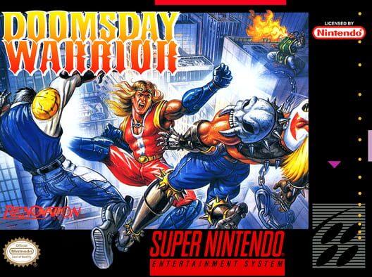 Doomsday Warrior Display Picture