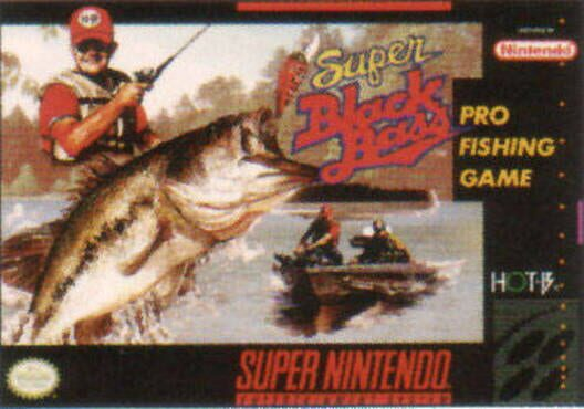 Super Black Bass image