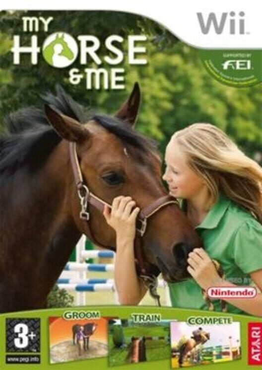 My Horse & Me Display Picture
