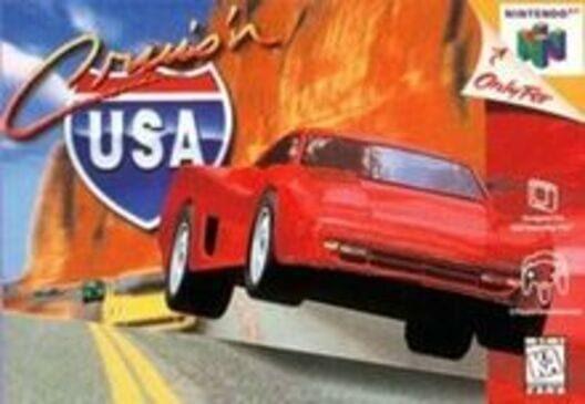 Cruis'n USA image