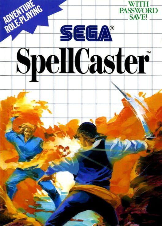 SpellCaster image