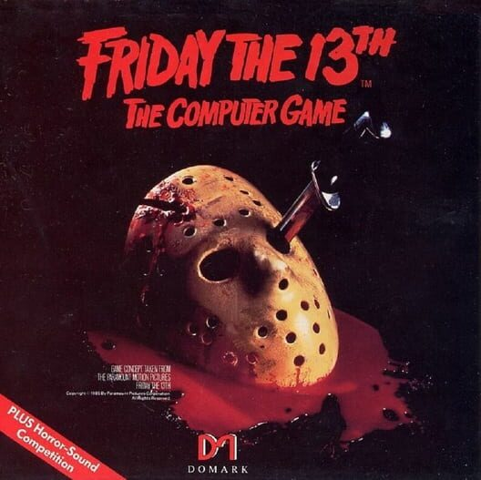 Friday the 13th: The Computer Game image