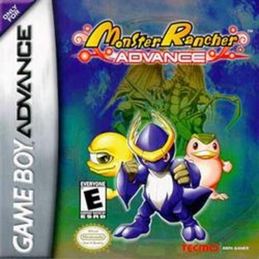 Monster Rancher Advance image
