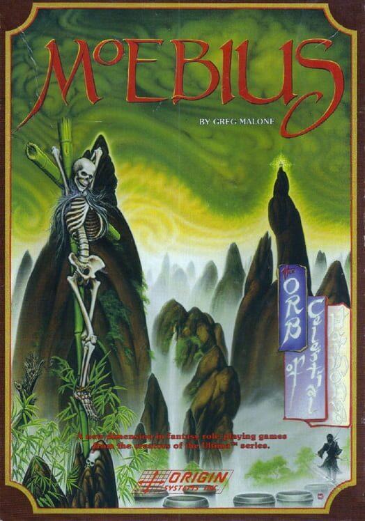 Moebius: The Orb of Celestial Harmony image