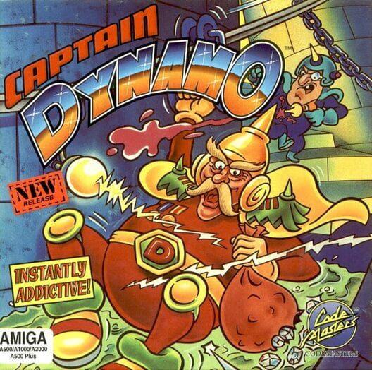 Captain Dynamo image