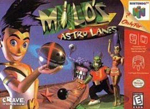 Milo's Astro Lanes image