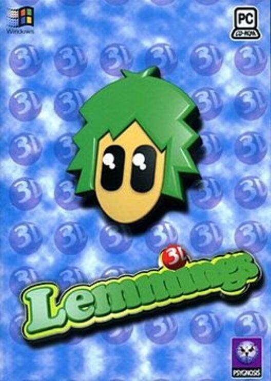 Lemmings 3D image