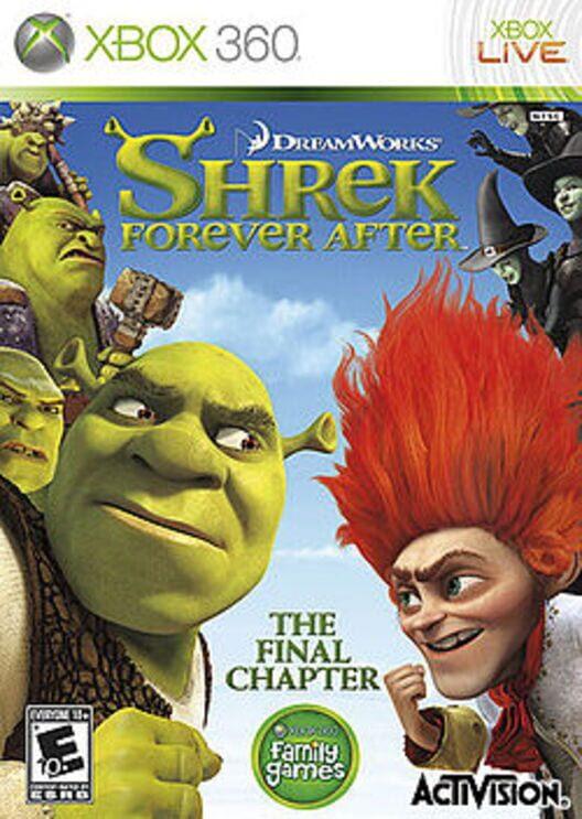 Shrek Forever After Display Picture