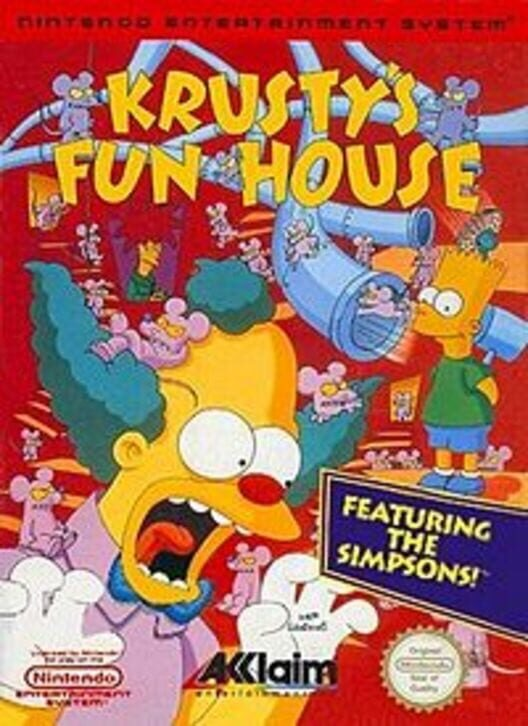 Krusty's Fun House Display Picture