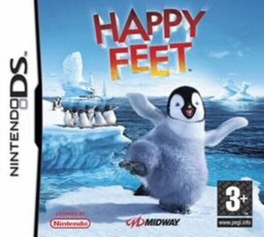 Happy Feet Display Picture