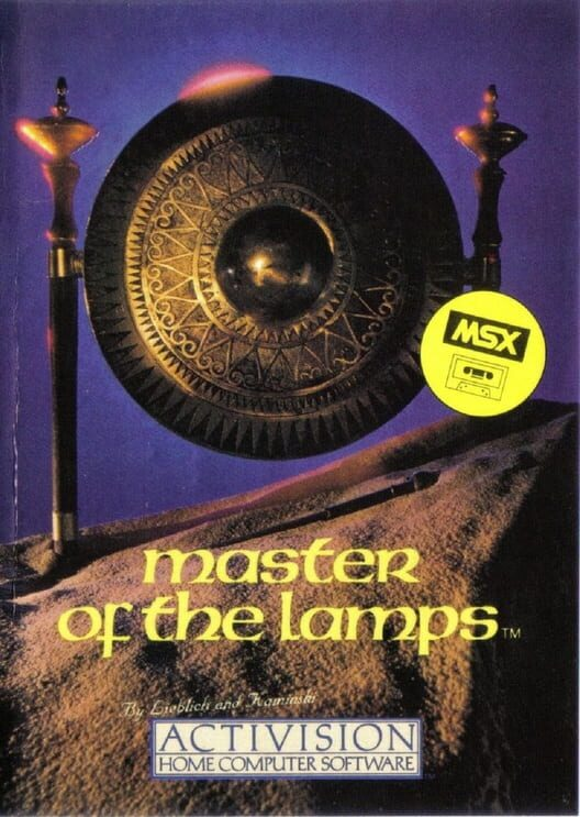 Master of the Lamps image