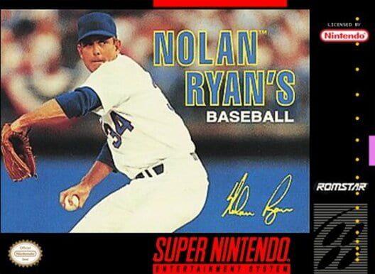 Nolan Ryan's Baseball image
