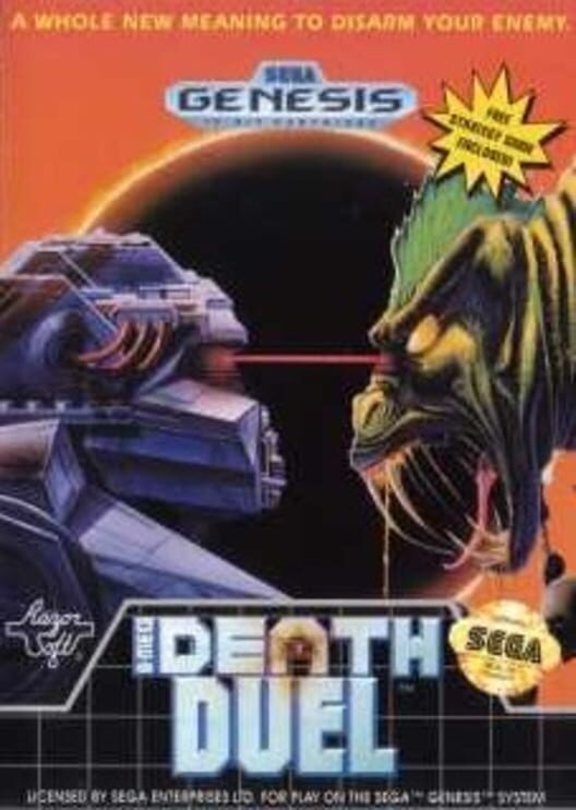 Death Duel Display Picture