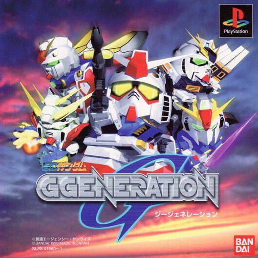SD Gundam G Generation image