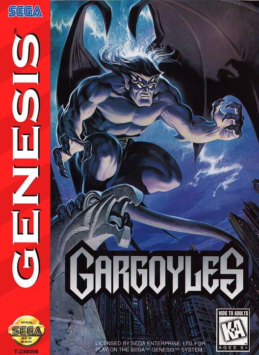 Gargoyles Display Picture