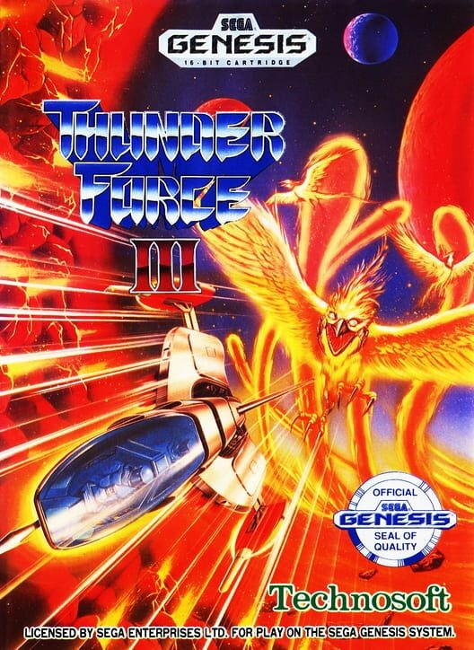 Thunder Force III image