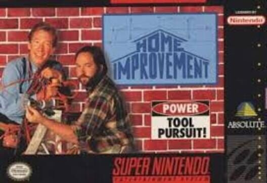 Home Improvement: Power Tool Pursuit! Display Picture